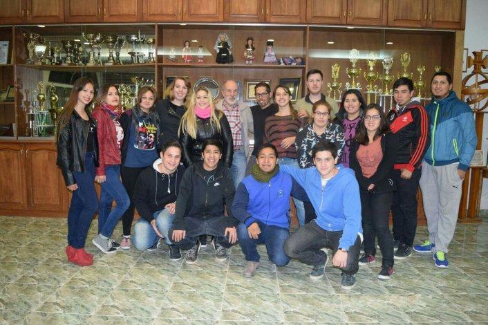 Las nuevas autoridades de la comisión directiva de la Juventud de la Federación de Comunidades Extranjeras fueron elegidas el 28 de abril.