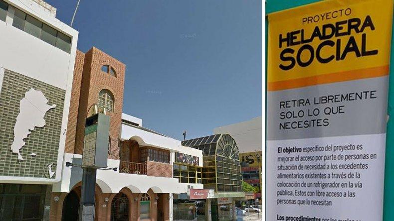 El proyecto de la Heladera Social ya tomó estado parlamentario en el Concejo