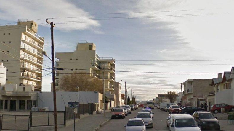 Un sector del barrio centro está sin agua