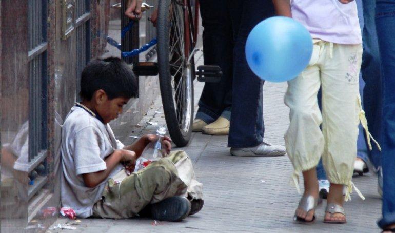 En Argentina hay 4 millones de chicos en la pobreza, según UNICEF
