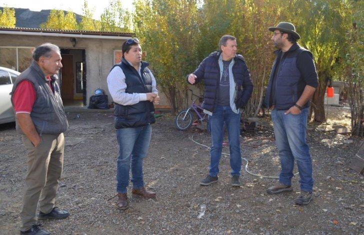 Limpiarán la zona de chacras del barrio Saavedra