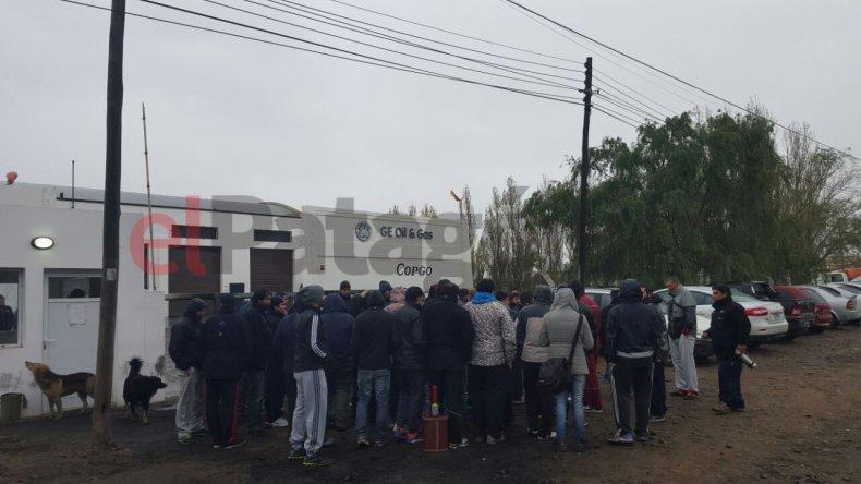 En Copgo denuncian despidos y advierten endurecer las medidas