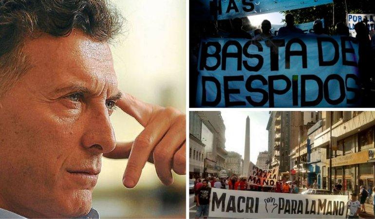 Macri quiere congelar las cesantías por 90 días