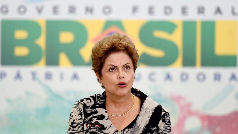El presidente de Diputados anuló el juicio político a Dilma