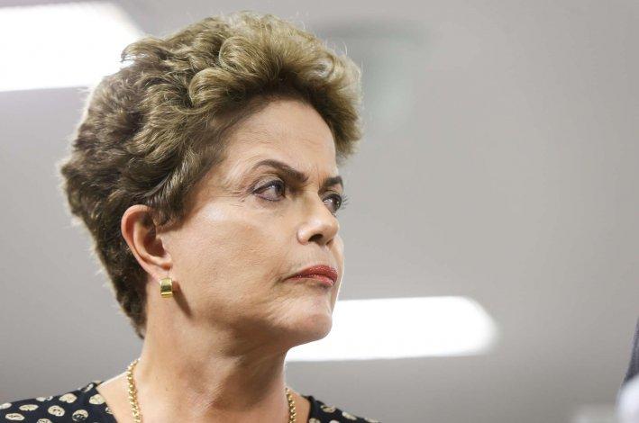 El Senado de Brasil resolvió continuar con el juicio político contra Dilma