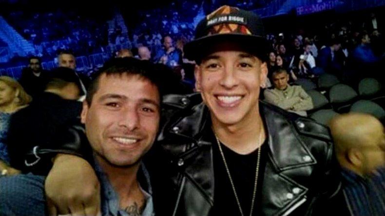 El encuentro de Matthysse con Daddy Yankee