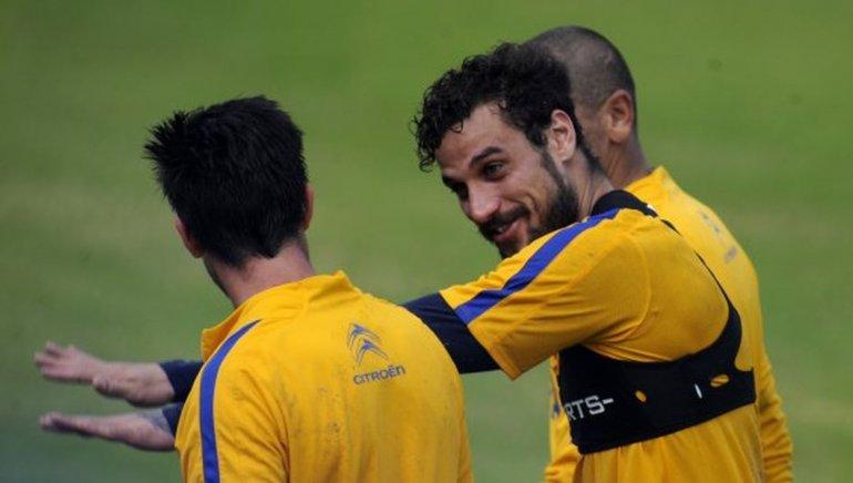 Osvaldo será suplente en Boca tras 40 días
