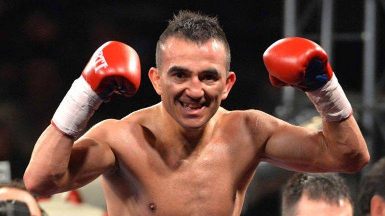 Omar Narváez volverá a subirse al ring el 10 de junio.