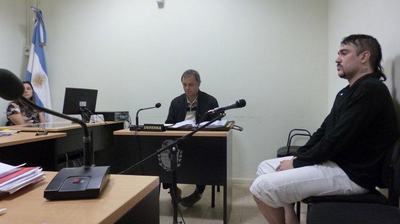 Matías Polenta recibió una pena de tres años de prisión durante un juicio abreviado.