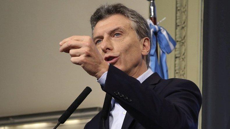 Tenemos que llenar la Patagonia de molinos, aseguró Macri durante el lanzamiento de RenovAr