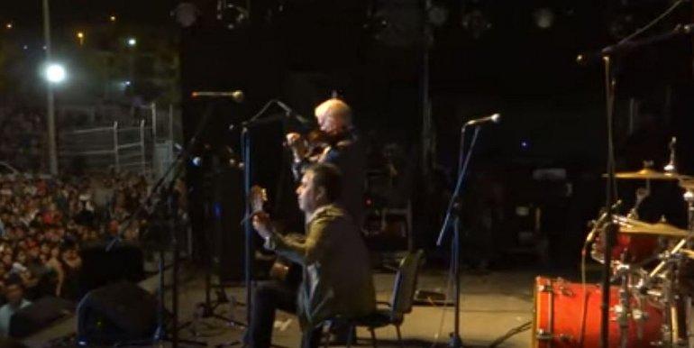Día del Himno Nacional ¡Escuchá la versión del comodorense Jorge Alvarado!
