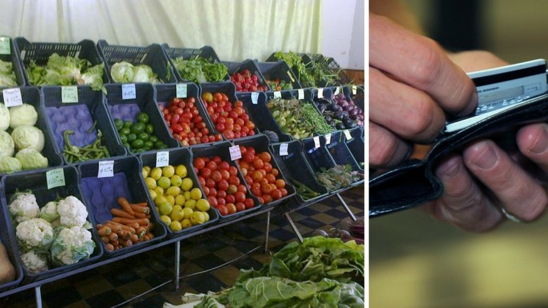 Después de la carne, ahora venden frutas y verduras en 3 cuotas sin interés
