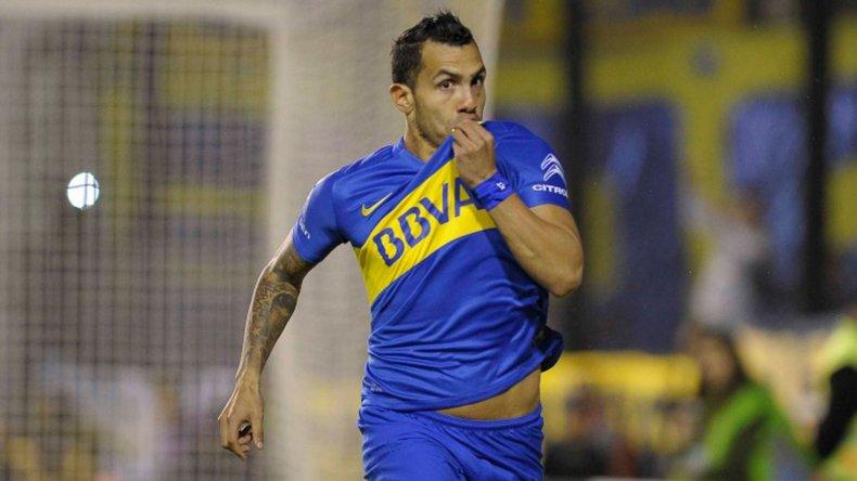 Tevez está en un gran momento y quiere seguir siendo el abanderado de un Boca copero.