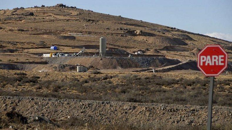 El yacimiento de oro y plata Cerro Negro