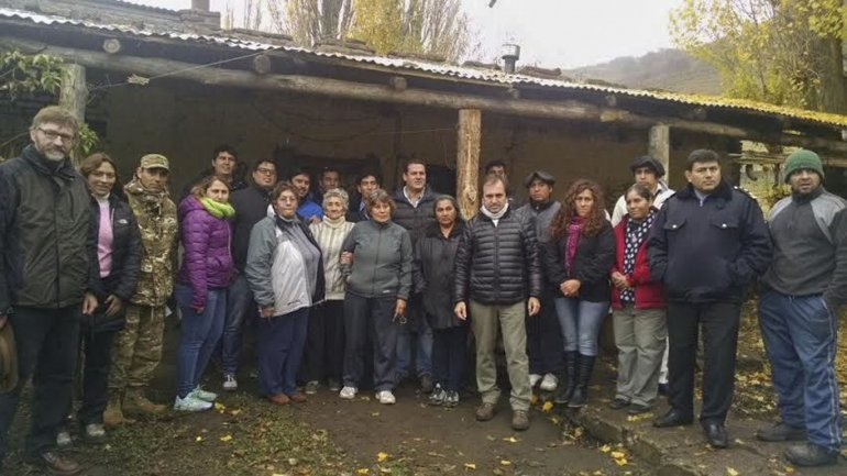 Las comunidades de Nahuelpán y Prane firmaron un acuerdo de convivencia luego de 80 años de conflicto.