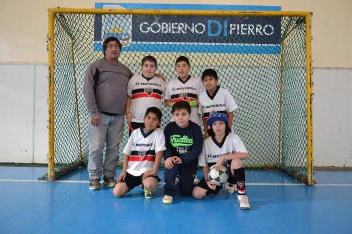 El club Stella Maris educa a través del fútbol