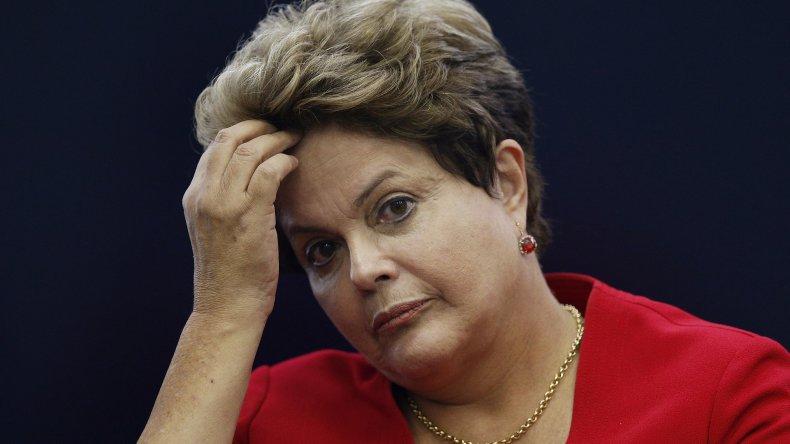 Se está cometiendo una injusticia histórica, dijo Dilma Rousseff