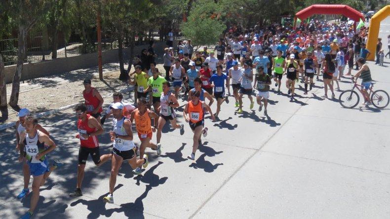 El pedestrismo es una de las pruebas que conforman el triatlón.