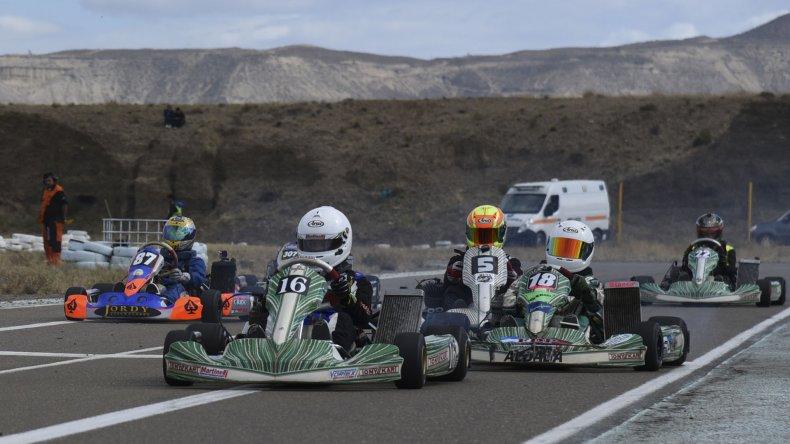 La categoría Prokart volverá a escena en el kartódromo Internacional este fin de semana.