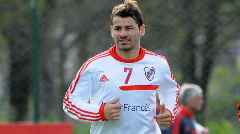 Rodrigo Mora tampoco podrá ser de la partida mañana cuando River reciba a Gimnasia en el Monumental.