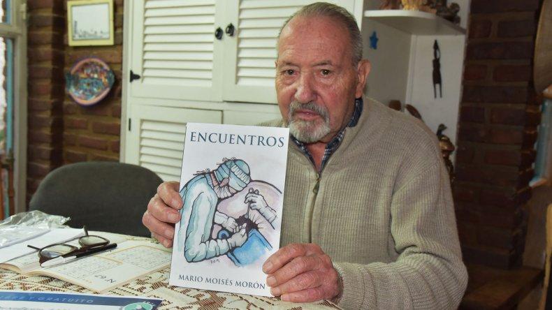 Mario Morón presentará el próximo viernes su primer libro