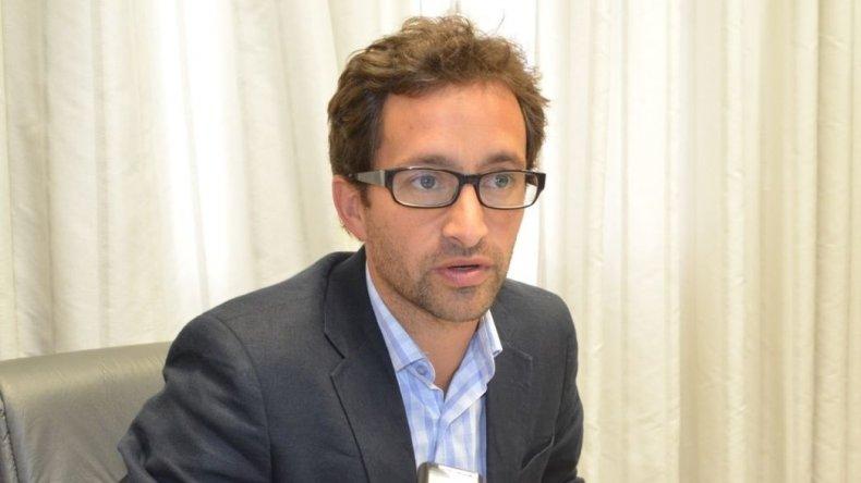Renunció Diego Touriñan y asumirá Germán Issa Pfister en su lugar