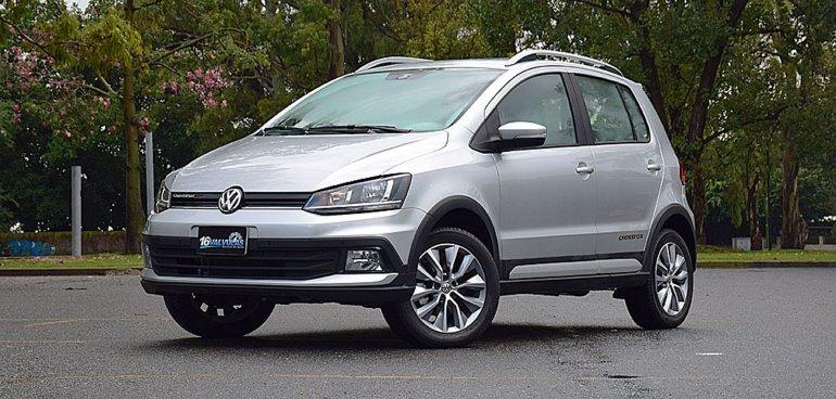 Prueba Volkswagen CrossFox Highline