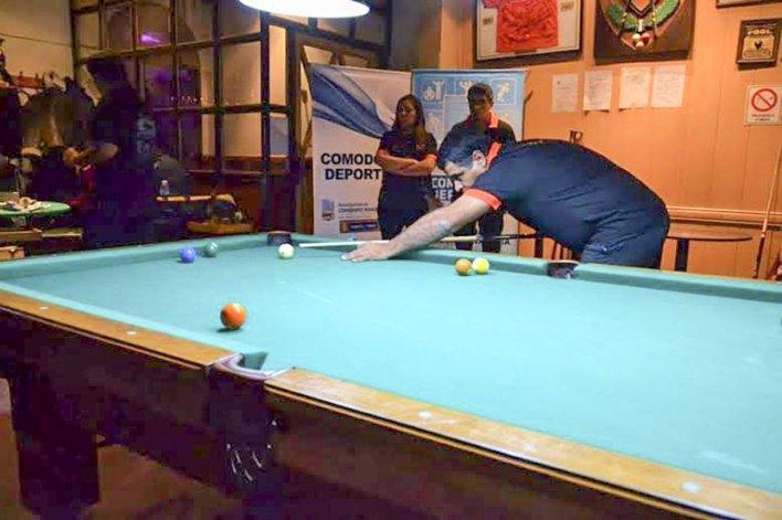 El Argentino de pool se jugará en las categorías Primera