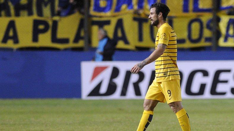 A Daniel Osvaldo sólo le falta que le confirmen que no sigue en Boca.