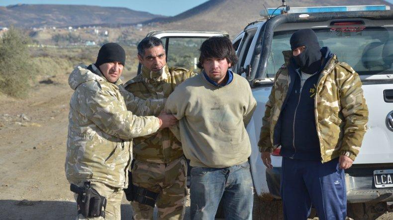 Pablo Bizcocho Barrientos fue atrapado en la zona norte de la ciudad (foto)