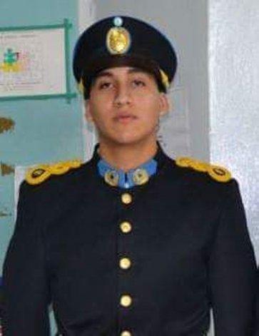 El oficial ayudante de la Policía de Santa Cruz