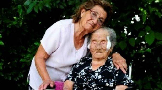Murió la argentina que sería la mujer más vieja del mundo