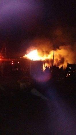 Perdieron todo en un incendio y solicitan ayuda para volver a construir su casa