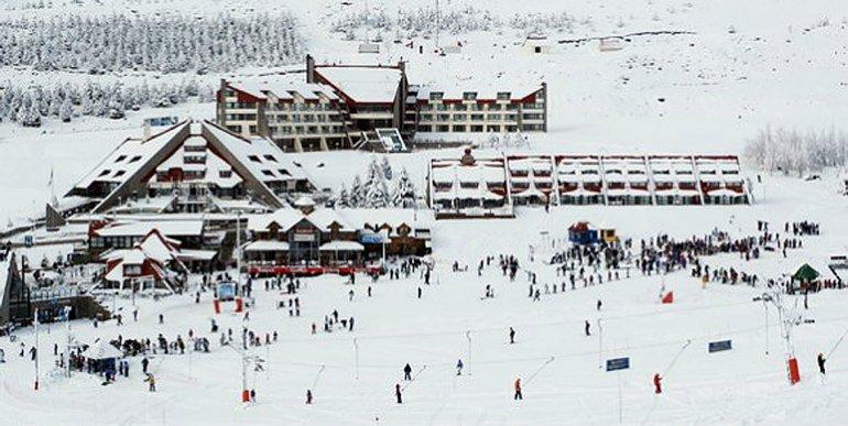 Penitentes ofrece escuela de ski con un experimentado grupo de instructores