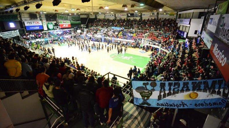 Una multitud concurrió durante la tarde del sábado al lanzamiento de las actividades sistemáticas de Comodoro Deportes.