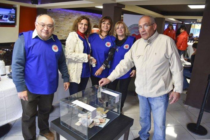 Caleta respondió a la campaña  solidaria por su hospital público