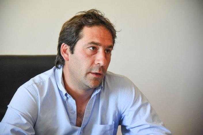Juan Pablo Luque reclama la presencia de Rafael Williams en esta ciudad.