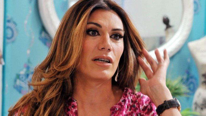 Florencia de la V: la televisión es un arma de doble filo