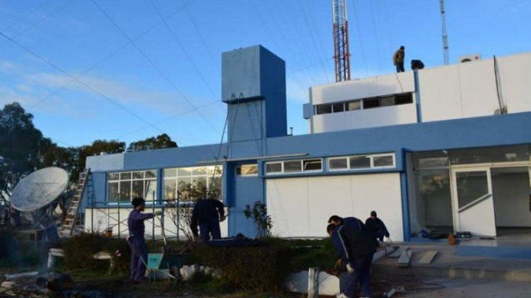 Inaugurarán las remodeladas instalaciones de Canal 7