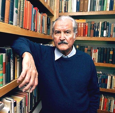 Carlos Fuentes escribió y luego modificó capítulos de su novela