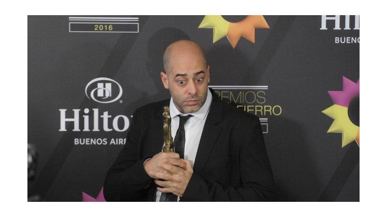 Sebastián Presta, elegido como mejor humorista