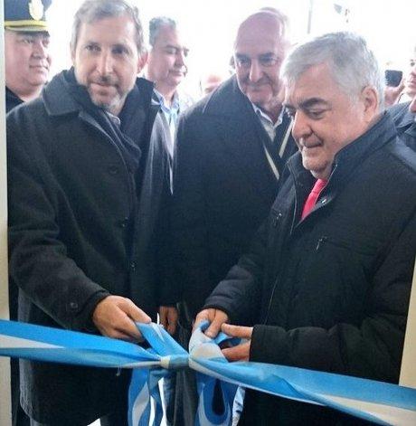 Quedó inaugurado el Instituto Penitenciario Provincial
