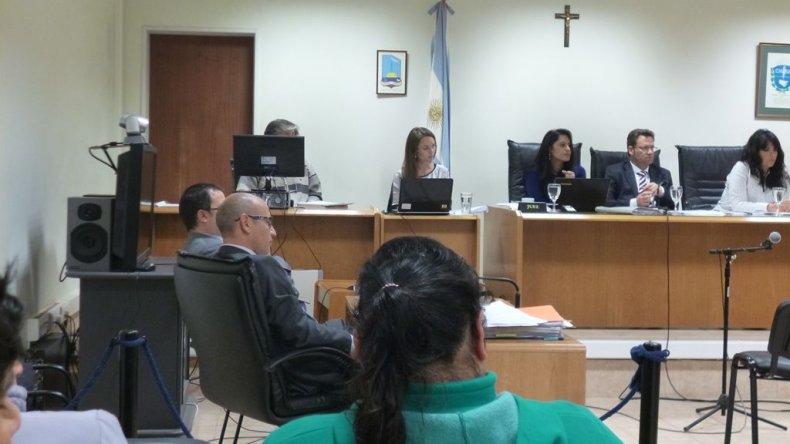 Se retomó el juicio por el homicidio de Sanzana