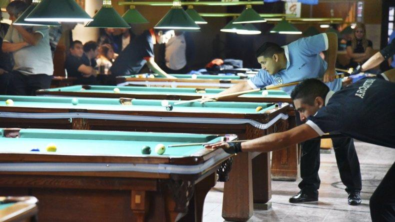 Más de 170 participantes tuvo el Campeonato Argentino de Pool que se realizó en Comodoro Rivadavia.