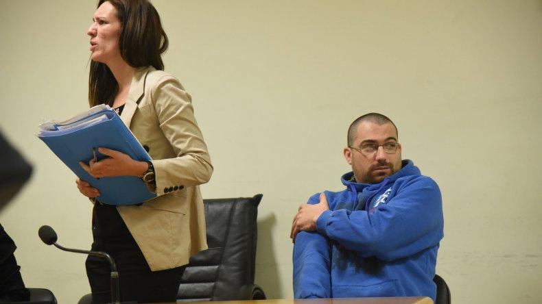 Sergio Solís es el único de los imputados que ha permanecido detenido en este tiempo en una celda de la Seccional Séptima.