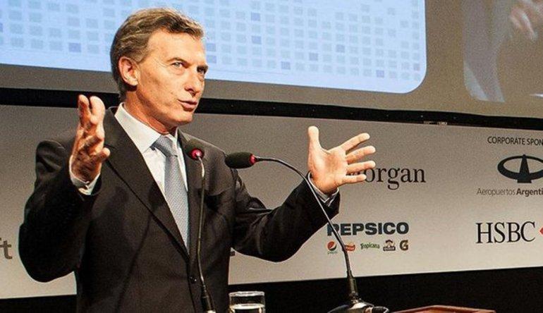 Piden datos a varios países por empresas vinculadas a Macri