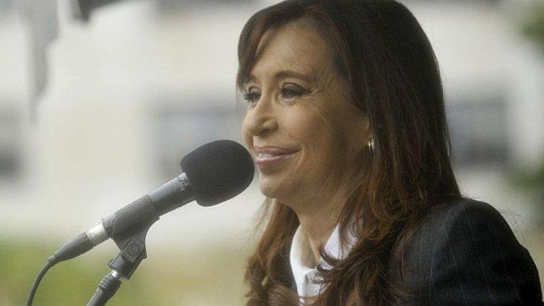 Cristina será querellante en la causa por el dólar futuro