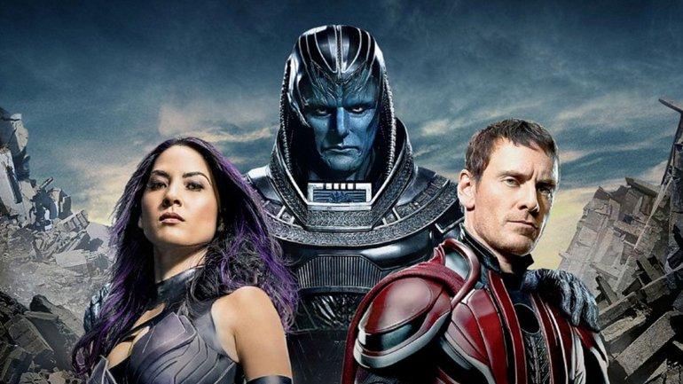 Apocalipsis llega a la saga de X Men en un film que retoma el origen de la historia de los mutantes.