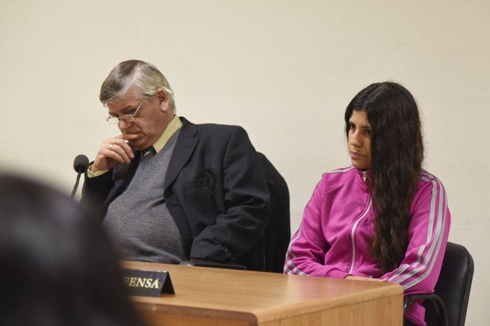 El tribunal que condenó a Nahir Quinteros le impuso a12 años de prisión.