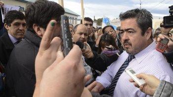 Héctor Iturrioz actuó de oficio tras los incidentes registrados el viernes en Sarmiento y Pellegrini.